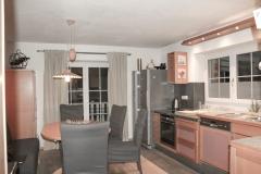 Küche Essbereich  Ambiento Tirol Apartment Ferienwohnung Kirchbichl