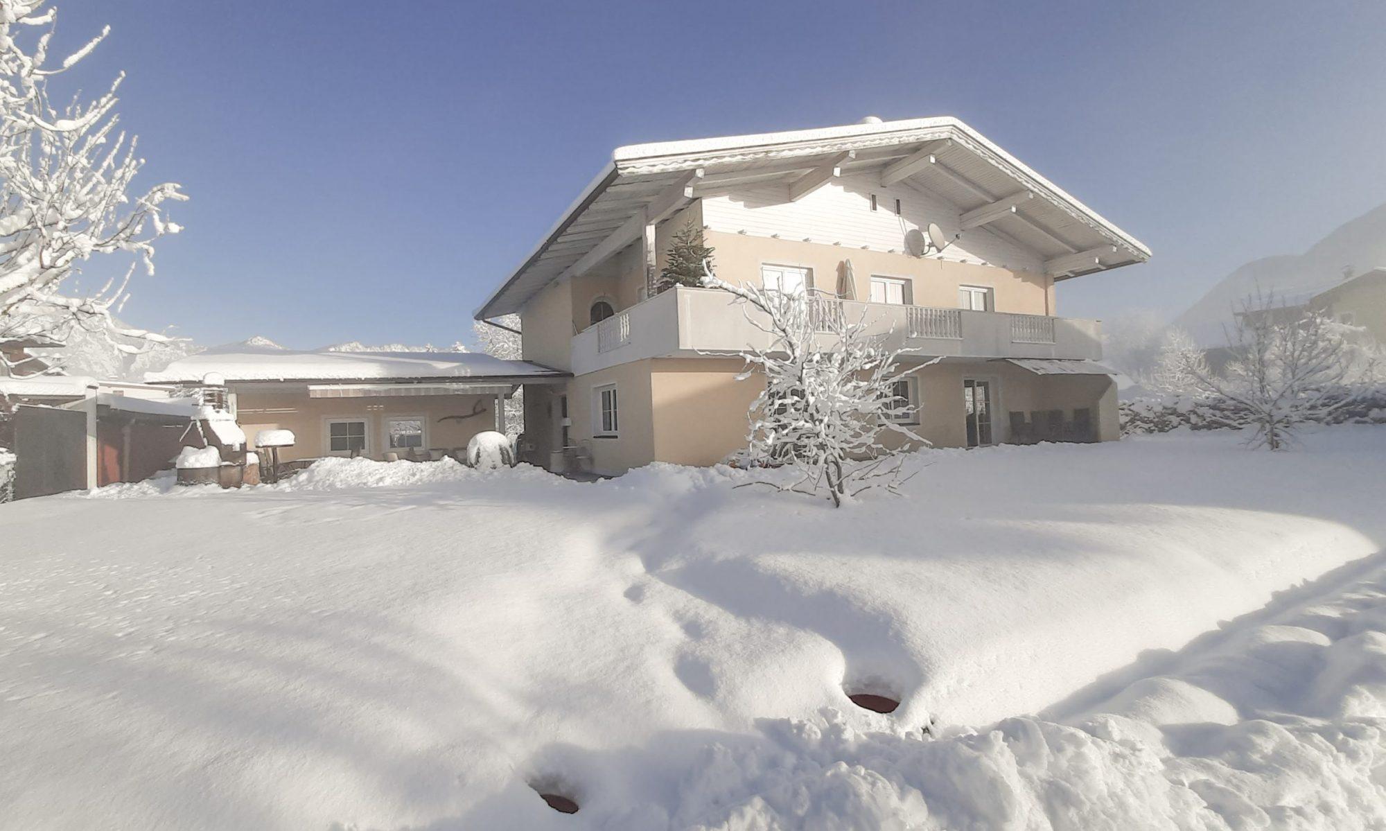 Ambiento Tirol Apartment  Ferienwohnung Kirchbichl